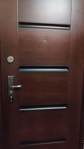 HiSec ajtó