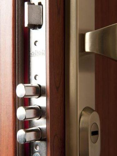 Biztonsági ajtó zárbetétek