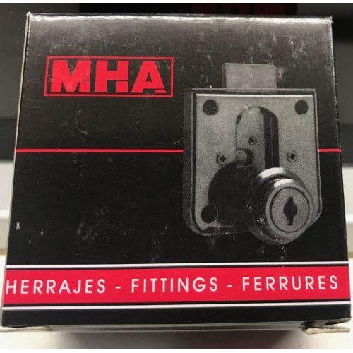 MHA állítható, két kulcsos bútorzár